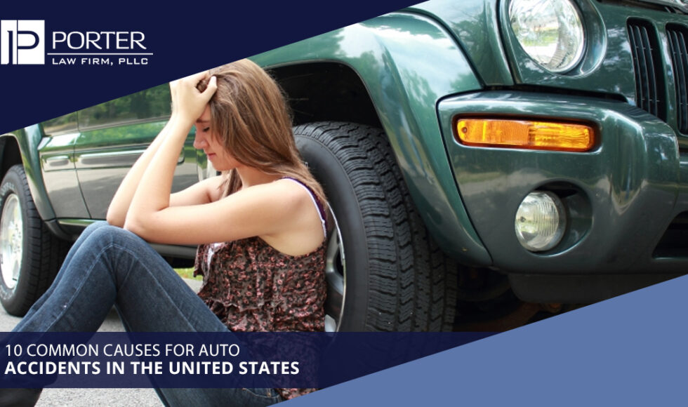 Common Causes For Auto Accidents
